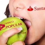Ante la compra por el Banco Santander del Banco Popular la Comisión Nacional del Mercado de valores (CNMV) ha decidido suspender la cotización  de esta entidad bancaria